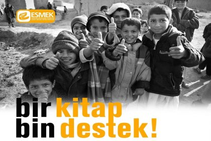 Eskişehir Belediyesinden ''Bir Kitap Bin Destek'' kampanyası