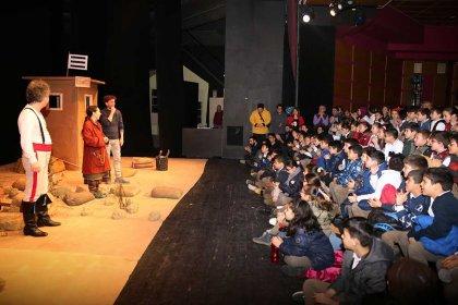 Eskişehir'de yarıyıl tatilinde çocuklar tiyatroyla buluşacak