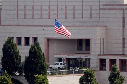 'Ev hapsinde tutulan ABD Konsolosluğu çalışanı serbest bırakıldı'