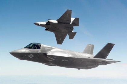 F-35'lerin üreticisinden Türkiye açıklaması