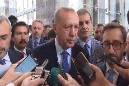 Fahrettin Altun: Erdoğan ABD Başkan Yardımcısı Mike Pence ve beraberindeki heyeti yarın kabul edecek