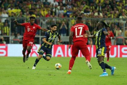 Fenerbahçe 1-6 Bayern Münih