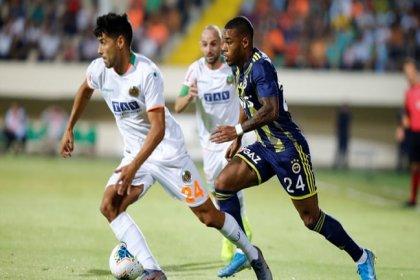 Fenerbahçe, Alanyaspor'a 3-1 mağlup oldu