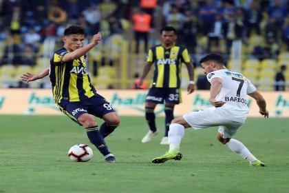 Fenerbahçe, konuk ettiği Akhisarspor'u 2-1 yendi