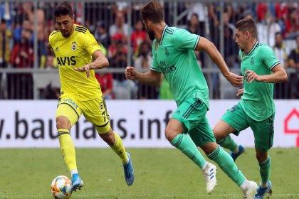 Fenerbahçe, Real Madrid'e 5-3 yenildi