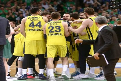Fenerbahçe'nin Final Four heyecanı Çanakkale'de dev ekrandan izlenecek