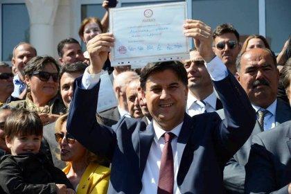 Fethiye Belediye Başkanı Alim Karaca görevi devralıyor