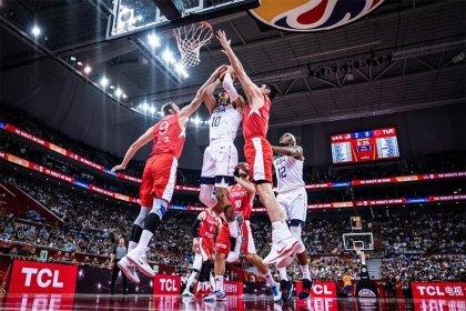 FIBA Dünya Kupası maçı: Türkiye 92: - ABD: 93