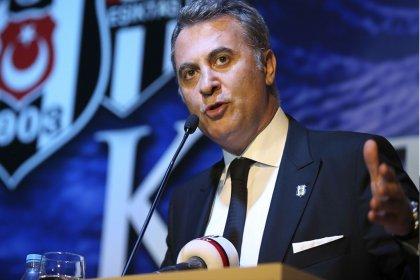 Fikret Orman istifa edeceğini açıkladı: Beşiktaş'a kan değişikliği lazım