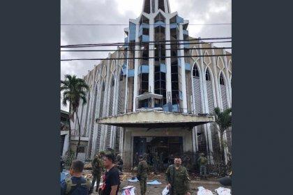Filipinler'de kiliseye çifte saldırı: 27 ölü, 77 yaralı