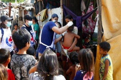 Filipinler'de kızamık salgını: 3 ayda 355 kişi öldü