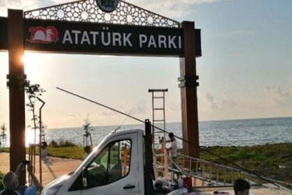 Fındıklı'da 'Atatürk Parkı' tartışması devam ediyor: Belediye ile kaymakamlık mahkemelik oldu