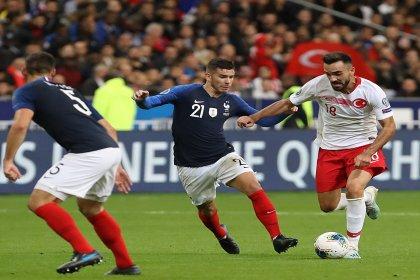 Fransa 1- 1 Türkiye