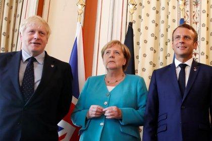 Fransa, Almanya ve İngiltere liderleri Erdoğan ile Suriye operasyonunu görüşecek