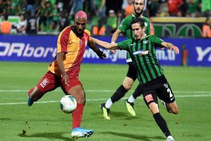 Galatasaray, Denizlispor'a 2-0 mağlup oldu