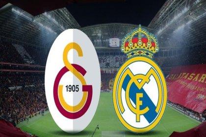 Galatasaray - Real Madrid bu akşam karşı karşıya geliyor