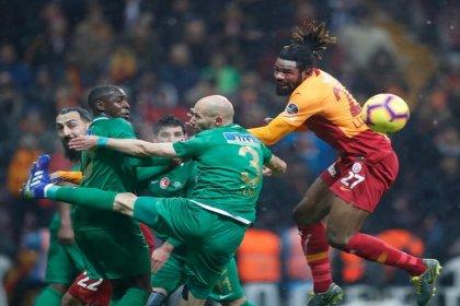Galatasaray, Akhisarspor'u 1-0 yendi
