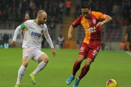 Galatasaray, Aytemiz Alanyaspor'u 1-0 yendi