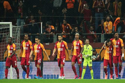 Galatasaray, Club Brugge ile  1-1 berabere kaldı
