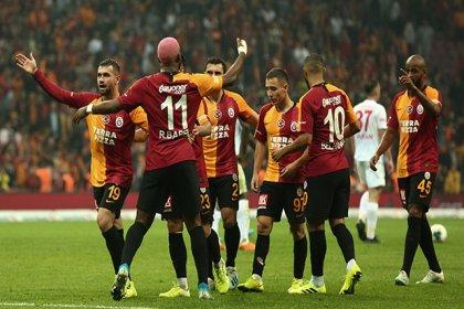 Galatasaray, Demir Grup Sivasspor'u 3-2 mağlup etti