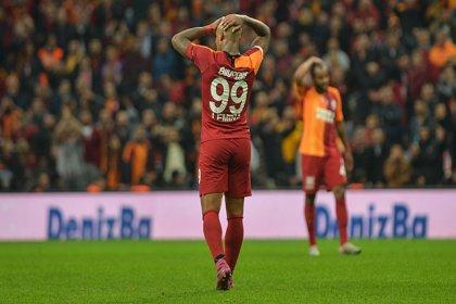 Galatasaray, Medipol Başakşehir'e 1-0 yenildi