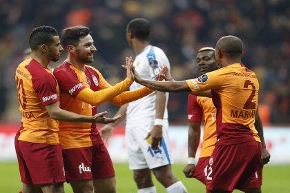 Galatasaray, MKE Ankaragücü'nü 6-0 yendi