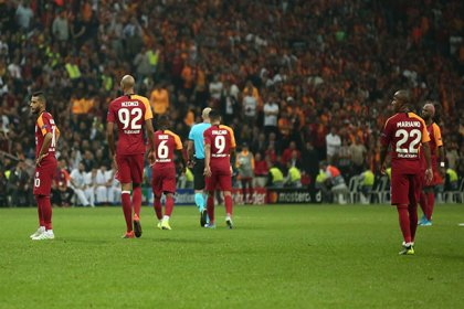Galatasaray, PSG'ye 1-0 mağlup oldu