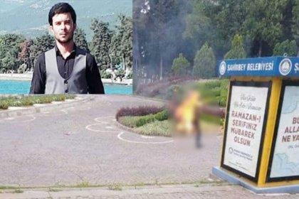 Gaziantep'te belediye önünde kendisini yakan yurttaşın kardeşi: Fatma Şahin'in sözüne inanarak iş istedi