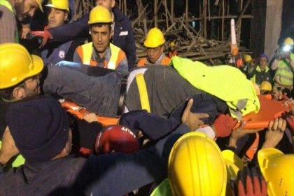 Gaziantep'te enkaz altında kalan mühendis hayatını kaybetti
