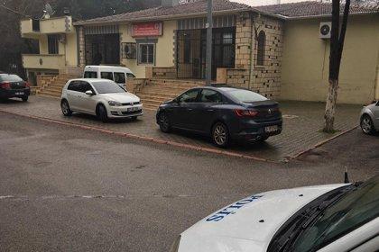 Gaziantep'te polis otosu kaza yaptı: 1 şehit, 1 yaralı