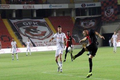 Gazişehir Gaziantep, Beşiktaş'ı 3-2 yendi