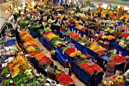 """""""Geçen bayrama göre gıda fiyatları yüzde 40 arttı"""""""