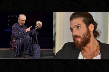 Genco Erkal'dan Can Yaman'a 'libido' tepkisi: 'Libidosu var mı yok mu yerine beyni var mı yok mu'yu tartışsak nasıl olur?
