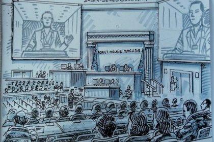 Gezi Davası görülüyor: Bu dava, tarihsel olarak da güncel olarak da kendi iddialarını kendisi çürüten iddianame olarak tarihteki yerini aldı