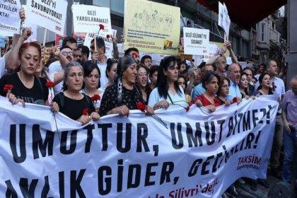 Gezi Davası 28 Ocak 2020'ye ertelendi