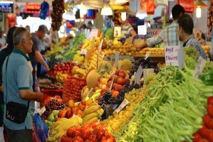 Gıda fiyatlarındaki yıllık enflasyon yüzde 36 arttı