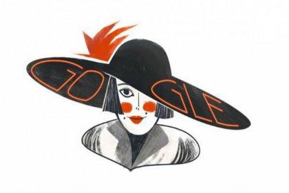 Google, ilk Türk opera sanatçısı Semiha Berksoy'u Doodle yaptı