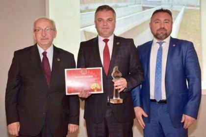 'Günebakan Yerel Yönetim Hizmetleri Ödülleri' sahiplerini buldu