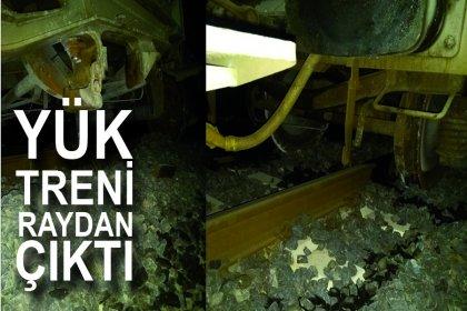 Gürkan Köse; Uzunköprü-Halkalı tren seferleri yük treni raydan çıkıp devrildiği için iptal ya yolcu treni olsaydı?