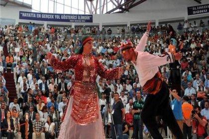 Hacı Bektaş Veli anma etkinlikleri yeniden 16-18 Ağustos'da yapılacak