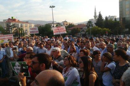 Hacıbektaşlı Köyü'ne JES yapılmasına karşı STK'lardan açıklama