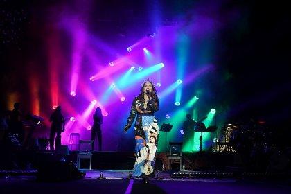 Harbiye'de 2 gece üst üste Sertab Erener rüzgarı