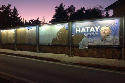 Hatay Büyükşehir Belediye Başkanı Lütfü Savaş: Bilboardlardaki fotoğraflarımızı yırtınca halkımızın bize olan sevgisi bitecek mi sanıyorsunuz?