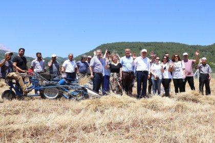 Hatay Büyükşehir Belediyesi'nden yerli üretime destek
