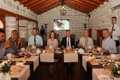 Hatay'da 'Doğu Akdeniz Lezzet Turu' etkinliği