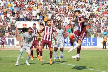 Hatayspor Adana Demirspor'u 3-2 yendi