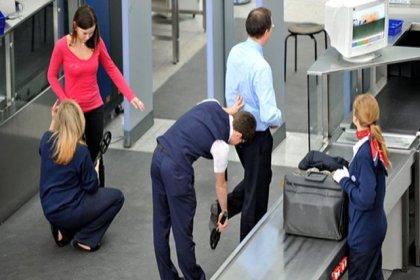 Havalimanında güvenlik aranmasına engel olana 2 bin 832 TL ceza