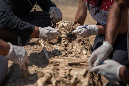 Haydarpaşa Garı'ndaki kazılarda toplu mezar bulundu