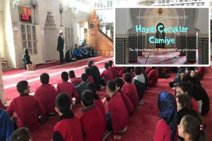 Fethiye'de eğitimin ekseni okuldan camiye kaydı: 'Haydi Kızlar Okula'dan 'Haydi Çocuklar Camiye'ye