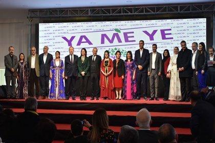 HDP adaylarını tanıttı: 'Bizim olanı almaya geliyoruz'